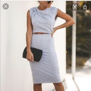 VICI DOLLS CUTOUT DRESS